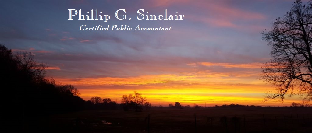 Home of Phillip G. Sinclair, CPA